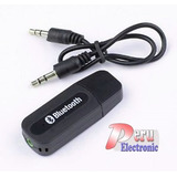 Adaptador De Audio Usb Bluetooth Stereo Receptor Inalambric