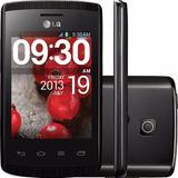 Lg Optimus L1 Ii E415f, Dual Chip, Tela 3, Wi-fi, Semi Novo