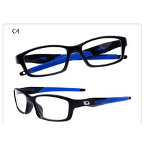Armação Óculos Acetato Esportivo Masculino Flexivel Ea