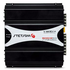 Amplificador Venom 600.4 Stetsom