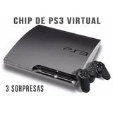 Chip Virtual Ps3 Fat Slim 2xxx 10 Regalos Oficina Comercial