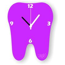 Relógio Decorativo Para Consultório Odontológico Dentista