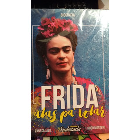 Frida Kahlo Libro+revista+ Revista Para Chicos. Ed. Sudestad