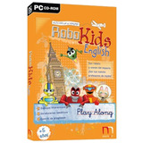 Robokids English Play Along - Cd De Aprendizaje De Ingles Pc