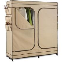Closet Doble Puerta Con Organizador Zapatos Honey Can Do Nb