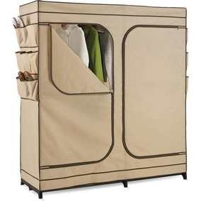 Closet Doble Puerta Con Organizador Zapatos Honey Can Do Nb