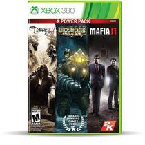 2k Power Pack Collection Para 360 ¡sólo En Gamers!