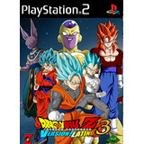 Dragon Ball Z Batalla De Los Dioses Ps2 Voces Latino