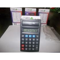 Calculadora Original Universal Royal® Portátil 8 Digitos New