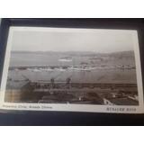Foto Postal Valparaiso Armada Chilena Musalem Hnos