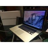 Macbook Pro Enorme 15 Inch 2010 5 Cliclos D Carga Golpecitos