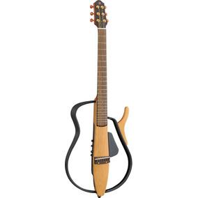 Frete Grátis - Yamaha Slg-110s Silent Violão Elét Vazado Aço