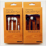 Auriculares Samsung S4