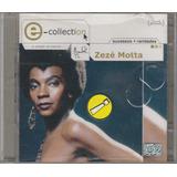 Zezé Motta - Cd E Collection - 2 Cds - Lacrado