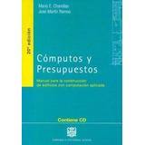 Computos Y Presupuestos - Chandias Mario - Edit Alsina