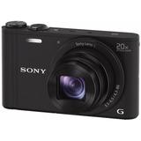 Camara Sony Cybershot Dsc-wx350 Zoom 20x (c)
