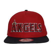 Gorras Originales New Era Beisbol Angels Anaheim 9fifty