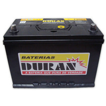 Bateria Carro Duran 90ah 12v Selada Santa Fé Pajero Mohave