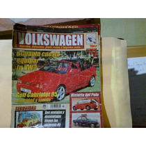 Revista Curvas Presenta Mundo Volkswagen Vintage