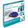 Escaner Mouse Iris 2 Escáner Y El Ratón, Todo-en-uno!