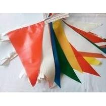 Banderines De Plastico, Despues De 10 Envio Gratis