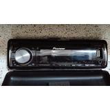 Radio Pioneer Deh-x6650bt Usb Mp3 Bluetooth Usado Excelente