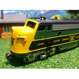 Trenes Escala Ho Athearnn Máquina John Deere 1998 $1200 Hlz