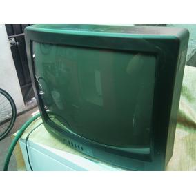 Televisión Daewoo 20 Dtq20n2fc (para Reparar/refacciones)