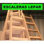 Escalera De Madera 7 Escalones Reforzada.tipo Pintor
