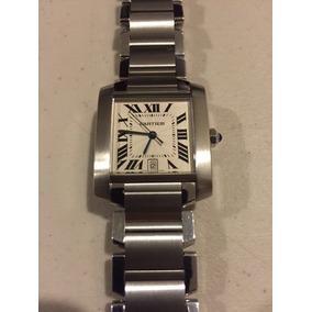 Reloj Cartier Tank Frances.