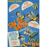 Dvd Filme Nacional - Sai De Baixo (1956)