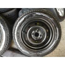 Roda Fiat 15, Punto, Bravo,gran Siena, Marea C Pneu P7