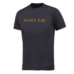 Camisa Camiseta Blusa Malha C/glitter Mary Kay #ts-0260-prou