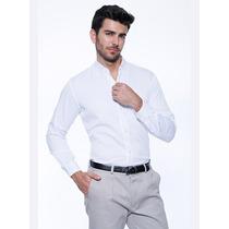 Camisa Blanca Av Galo Bertin