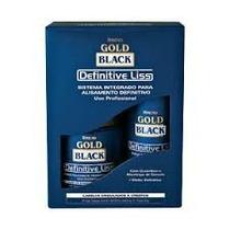 02 Kits Escova Definitiva Amend Definitive Liss +frete