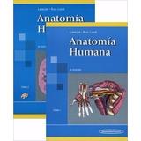 Anatomia Humana Latarjet Ruiz Liard Los Dos Tomos Nuevos!!