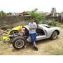Chassis Porsche Para Spyder, Buggy, Documentado