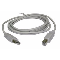 Cable Usb Para Impresoras 1.8 Mts Modem Router (valera)