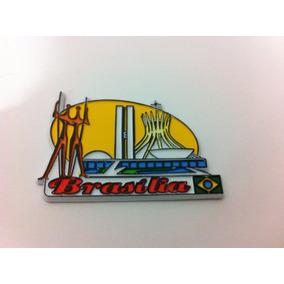 Ímã Da Cidade De Brasília