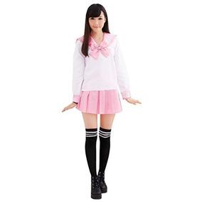 Uniforme Ninimour- Japón Escuela De Cosplay Del Vestid W15