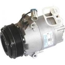 Compressor Celta/prisma 2008> Polia 5pk +filtro Secador