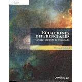 Ecuaciones Diferenciales Aplicaciones Modelado 10 Ed Zill