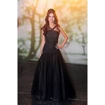 Vestido Fiesta Noche Alta Costura Bcbg Talla 4 $960 Dlls
