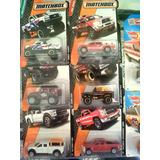 Combo 4x4 Camionetas Y Camperos Matchbox