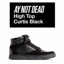 Zapatillas De Cuero Ay Not Dead T41 - Bensimon Levis Tascani