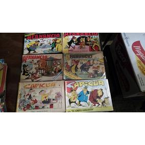 Revistas Popeye Afanancio Capicua Lote De 9 Historietas