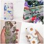 Funda Tpu Flores Naturaleza Palmeras Iphone 5 6 6s Plus