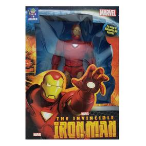 Boneco Homem De Ferro Mimo Marvel Com 55 Cm