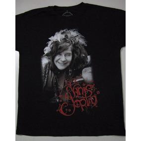 Camiseta Janis Joplin - Summertime - Power Rock