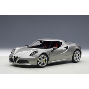 Alfa Romeo 4c Color Gris Metálico